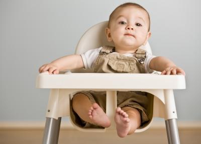 Jak důkladně vybírat dětskou židličku a přitom nepřebrat